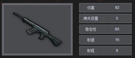 绝地求生大逃杀霰弹枪S12K介绍 武器S12K评测