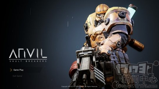 《刀锋战记》开发商新作《ANVIL》将通过东京电玩展线上模式进行展出