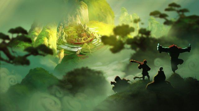 《非常英雄》获2018 Ping Awards最佳PC游戏与最佳游戏美术两项提名-迷你酷-MINICOLL