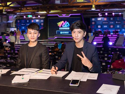 电子竞技也可以很阳光  VSPN签约台湾FPS一哥Vocal