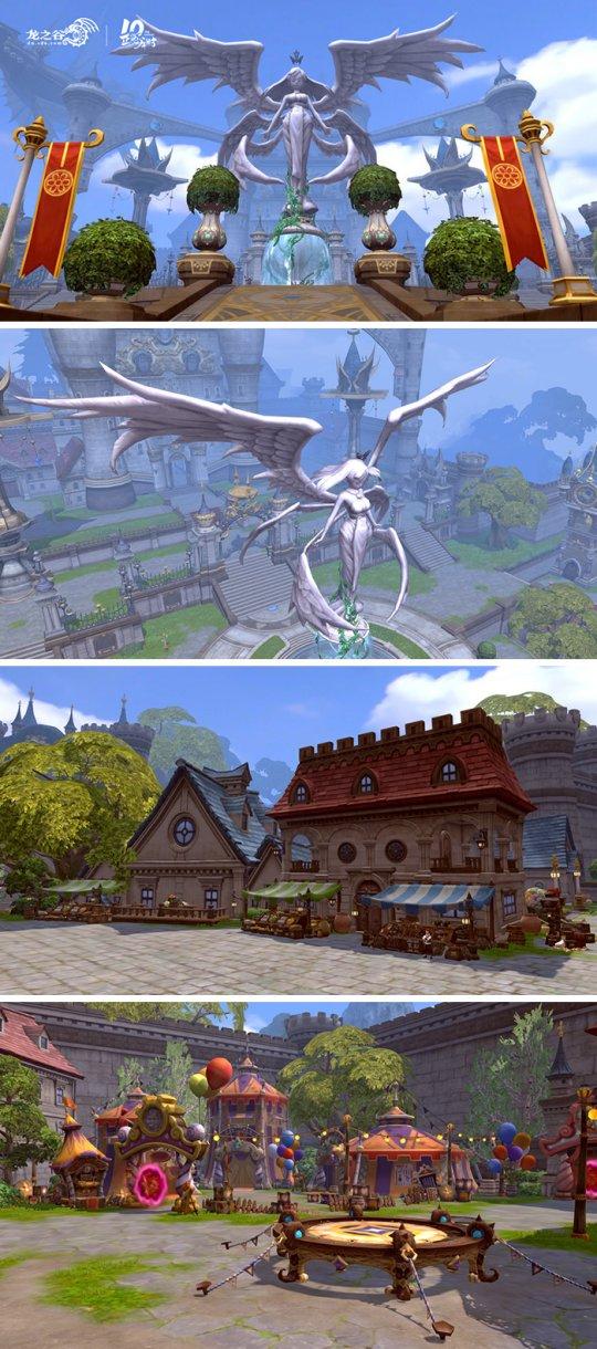 《【天游公司】《龙之谷》新版本今日重磅更新 启程 新世界》