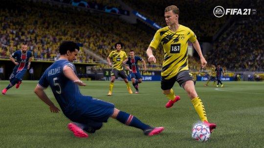 曝《FIFA》系列将进行更名,或与授权费有关