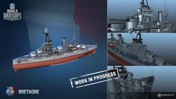 特雷维尔?战舰世界法系10级战列舰