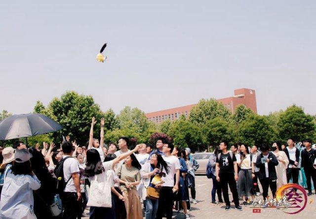 《剑网3》2018春季校园行济南站