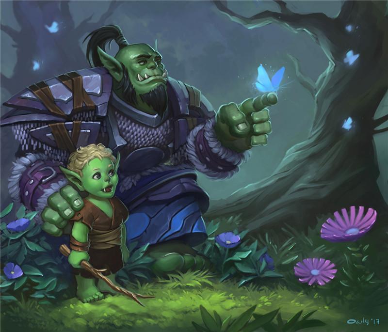 最新进展:帮他找到已逝的魔兽玩家父亲 账号已寻回
