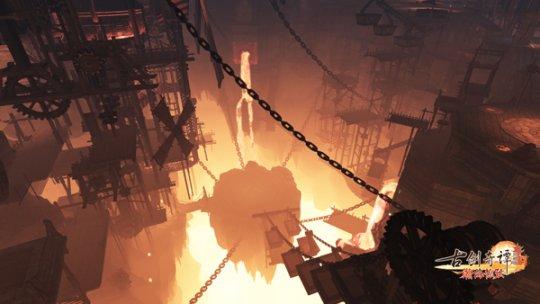 图002火光兽铸造刀剑的地下工厂.jpg