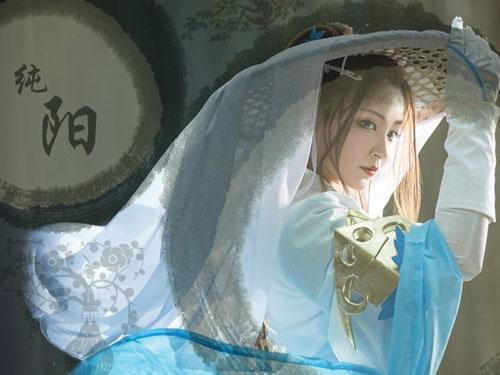 【纯阳】竹林秘境佳人现