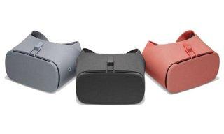 谷歌Daydream View新增三种配色 价格99美金