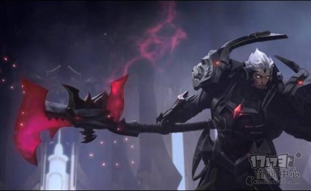 超燃剪辑 《英雄联盟》神王盖伦和德莱厄斯隔空喊话-迷你酷-MINICOLL