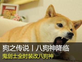 大红狗居然有点帅 狗之传说 八狗齐神降临