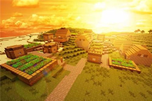 我的世界自动化红石教程 全自动西瓜农场