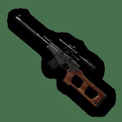 绝地求生大逃杀冲锋枪VSS介绍 武器VSS评测