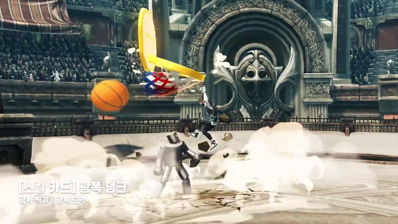 "NCsoft放出《永恒之塔》運動會""技能卡""集錦視頻"