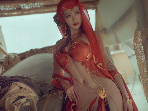 【探雪】巧笑倩兮美目盼兮