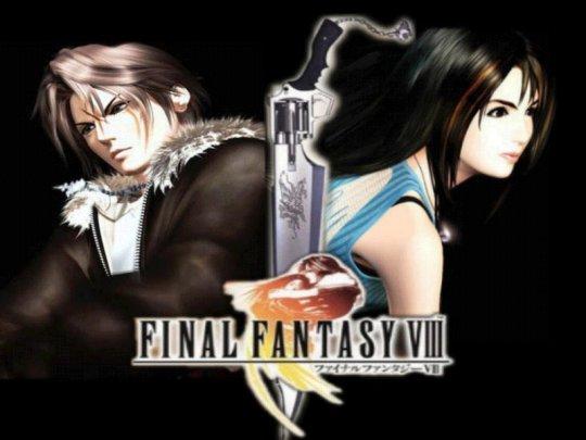 《最终幻想8》或将被重置