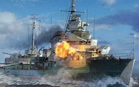 战舰世界美巡爬坑体验