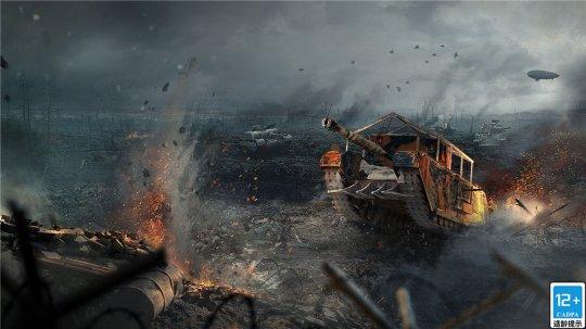 图一:用钢铁巨兽,扯破敌方防线.jpg
