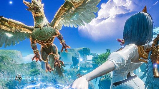 魔幻MMO全新力作 《天空之门》精彩内容大揭秘