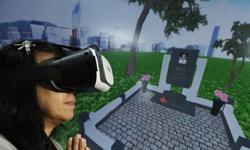 HK要推VR墓园服务