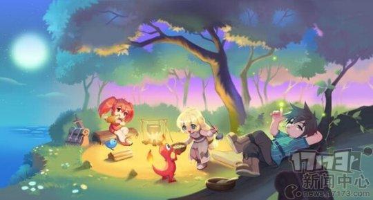 治愈系MMORPG《露娜Mobile》7月压测 具备童话风画面