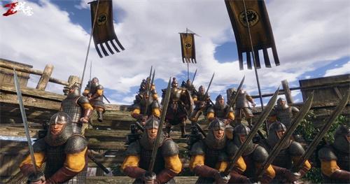 麾下兵团各有所长,善用兵者统御四方!