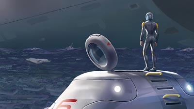 深海迷航:让人沉醉的海底世界