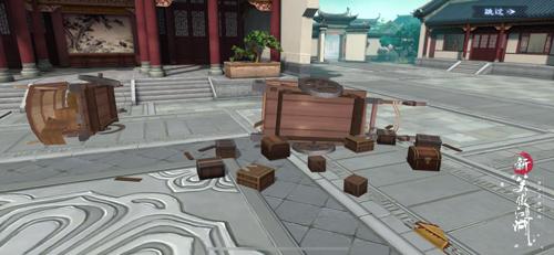 图5 古朴典雅的江南门院,果然是林平之的大豪宅.jpg