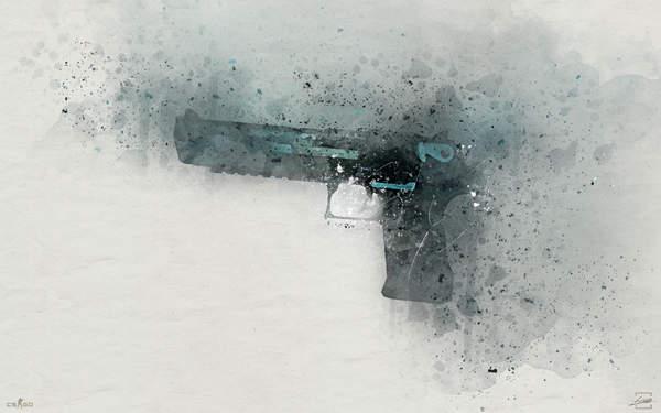 炫色彩or朦胧美?CSGO武器皮肤壁纸视觉盛宴