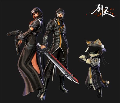 《剑灵》新职业斗士7月10日出道 璀璨套装年度来袭-迷你酷-MINICOLL