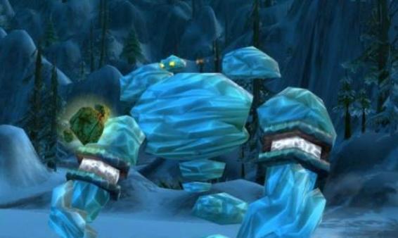 胜游首页怀旧服:原来奥山战场也有隐藏BOSS!冰雪之王与森林之王