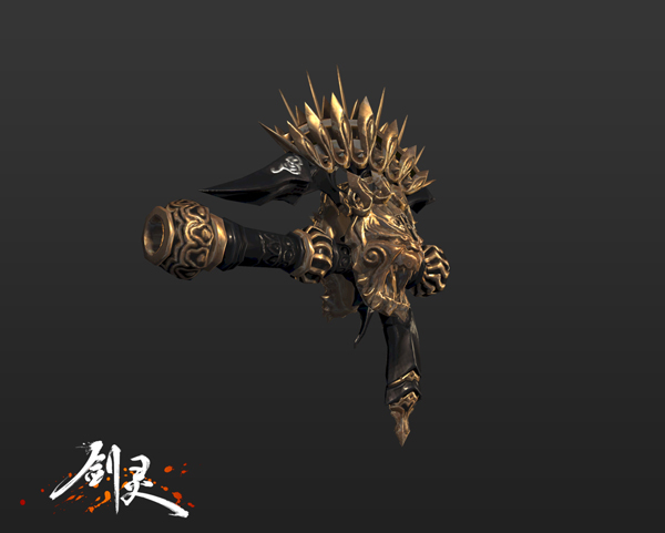 最帅的武器_盘点魔兽世界里那些造型最大的武器
