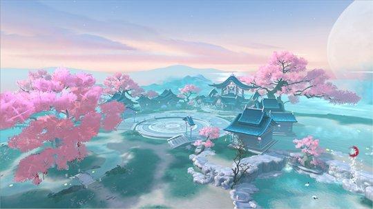 灵犀岛降临江湖《新笑傲江湖》手游新版玩法曝光
