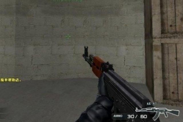 盘点除英雄武器外 4把手感很好的AK