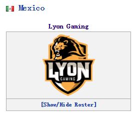 WE首战的对手LYN:来自墨西哥的雄狮