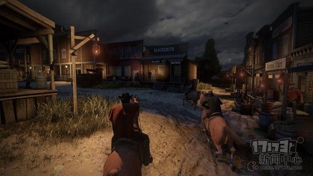 《荒野西部OL》正式登陆Steam 总体配置亲民