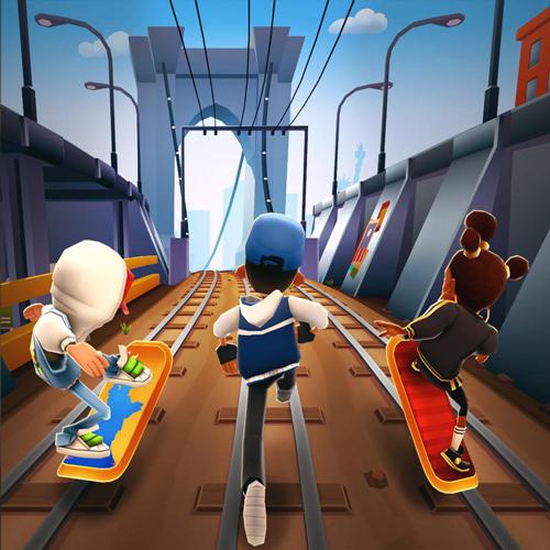 五周年与你同行 《地铁跑酷》玩家见面会齐聚上海-迷你酷-MINICOLL