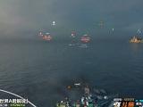 『战舰世界A君解说』第334期:300血基林极限反杀翻盘,在航母局中的斗智斗勇