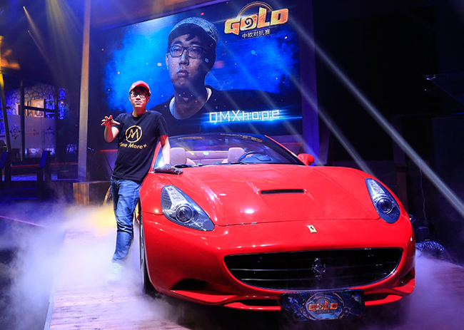 《炉石传说》中欧对抗赛落幕 中国选手OMXHope夺冠