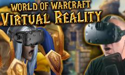 《魔兽世界》VR版?
