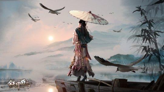 《【天游注册平台】江东才女 《铁甲雄兵》新武将大乔明日上线》