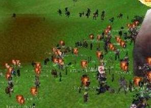 团结起来的中国玩家有多可怕?百位韩国高玩屠城2000人也没能攻下城