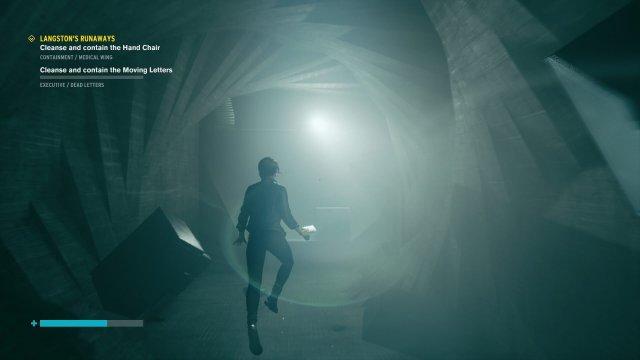 《控制》评测8.8分 一场跌宕起伏的超自然之旅