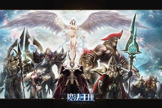 从神话到魔幻 《魔法王座》众神的前世今生