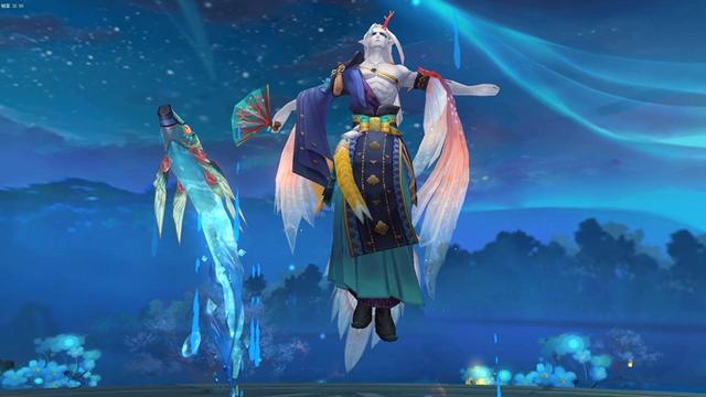 阴阳师背景深不可测的式神
