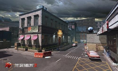 暗潮涌动的暴力街区 《生死狙击2》新地图曝光