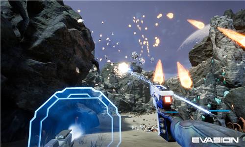 VR新作《逃离》
