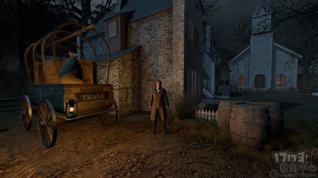 恐怖冒险 新作《猎巫行动》上架Steam-迷你酷-MINICOLL