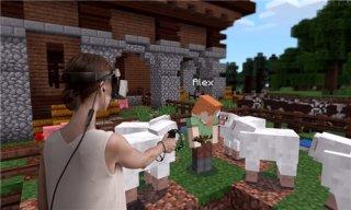 VR版《我的世界》