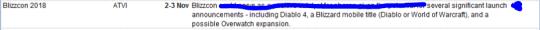 暴雪将公布《暗黑4》!?玩家:估计游戏早就做好了,就是CG还要好几年