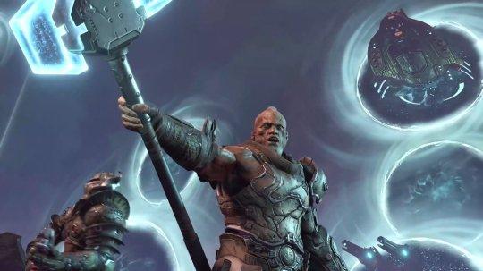 《毀滅戰士:永恒》上古諸神第二部完整預告公